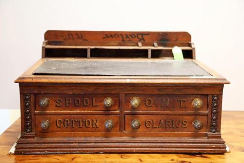 Clark's spool cabinet ($246.40)