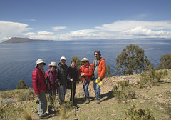191214 On Isla Taquile (BY Chu) Tags: peru laketiticaca islataquile altiplano andeanplateau