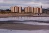 Liks Flats from Seafield, Kirkcaldy