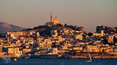 Marseille, Notre-Dame de la Garde (Fujjii images) Tags: marseille notredame notredamedelagarde france provence om
