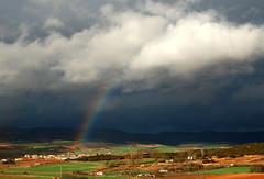 La tempestad y la calma (pepebarambio) Tags: tempestad calma nubes