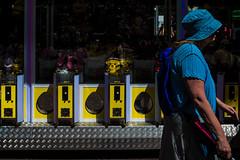 Netherlands, 2018 (Alberto Pérez Puyal) Tags: alberto bet blue coin color fair fairy funny happy holland netherlands pikachu pikatxu pokemon present prize puyal smile square woman yellow