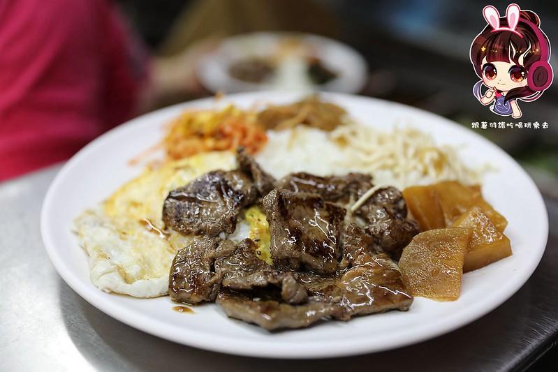 仁川韓式鐵板烤肉定食安居街捷運六張犁麟光站32