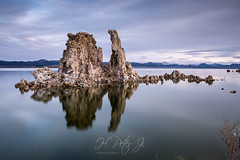 Acting as a giant softbox (ScorpioOnSUP) Tags: a7riv california christmasday christmasday2019 easternsierra monolake mtwarren sierranevada sonya7riv sonyalpha southtufa tufatowers chasinglight clouds lake landscape landscapephotography longexposure mountains reflections rockformations solitude winter