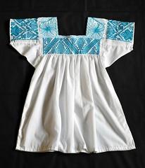 Tepehua Blouse Hidalgo Mexico Textiles (Teyacapan) Tags: blusas mexicanas hidalgo huehuetla tepehua blouses clothing ropa