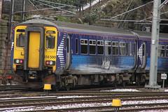 Scotrail Class 156 156500 (Rob390029) Tags: scotrail class 156 156500 edinburgh waverley railway station edb