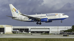 C6-BFX_FLL_Landing_10R (MAB757200) Tags: bahamasair b737790 c6790 aircraft airplane airlines airport jetliner fll kfll fortlauderdalehollywoodinternationalairport boeing landing runway10r nikon