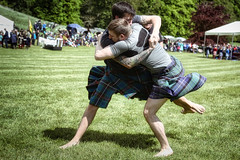 Photo of Backhold Wrestling
