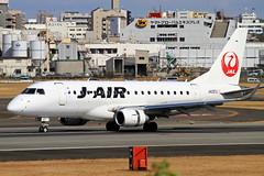 JA227J J-Air  Embraer 170STD (ERJ-170-100STD) (阿樺樺) Tags: ja227j jair embraer 170std erj170100std