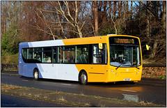 First Glasgow SN13 EBF       (IMG_3700FL18) (Gerry McL) Tags: first glasgow bus enviro 200 sn13 ebf 67810 dennis alexander routebranding 3