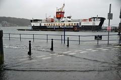 (Zak355) Tags: rothesay stormbrendan bute isleofbute scotland scottish storm stormy calmac ferry lochriddon