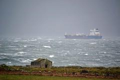 Bro Developer (Zak355) Tags: storm scotland scottish bute rothesay isleofbute stormbrendan stormy ship vessel shipping fueltanker brodeveloper