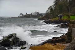 (Zak355) Tags: rothesay stormbrendan bute isleofbute scotland scottish storm stormy