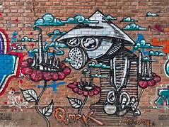 798 Art Zone Beijing (gerrit-worldwide.de) Tags: graffity olympus omd em1 panasonic lumixg2017 2019 798 798artzonebeijing 798artzone china art asia
