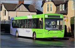 First Glasgow SN63 MYZ          (IMG_3716FL18) (Gerry McL) Tags: bus dennis alexander first glasgow sn63myz 6789 2 routebranded enviro 200