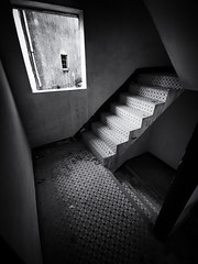 Stairs (Feldore) Tags: hongkong mawan ma wan abandoned village house hong kong stairs steps urbex feldore mchugh huawei p30 pro window spooky haunted derelict