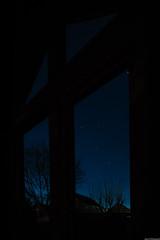Orion (aljones27) Tags: peterborough night bluehour nighttime sky stars moon star moonlit orion hunter