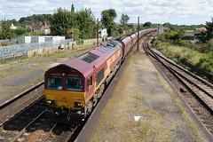 Photo of DB Schenker Class 66/0 66009 - Barnetby