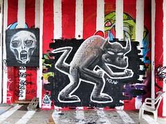 Keep Punching Joe / Kiuw / DOK centrale - 13 jan 2020 (Ferdinand 'Ferre' Feys) Tags: gent ghent gand belgium belgique belgië streetart artdelarue graffitiart graffiti graff urbanart urbanarte arteurbano ferdinandfeys