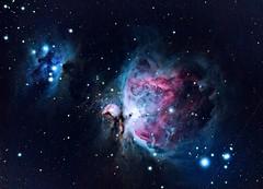 It's Time for taking Pictures of some Stardust (Martin Benko) Tags: nightshoot nightsky ngc1976 m42 orionnebula orion astrometrydotnet:id=nova3865693 astrometrydotnet:status=solved