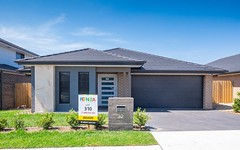Lot 310 Fernlea Crescent, Marsden Park NSW