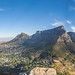 Cape Town, Table Mountain and the 12 Apostles