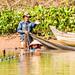 2019 - Vietnam-Avalon-Long Khanh A - 14- Xáng Canal - Closed Net Fishing - 2 of 2