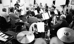 23a Knottingley Silver Band B (I ♥ Minox) Tags: film 2019 knottingley knottingleysilverband brassband windband music musician musicians rehearsal yorkshire westyorkshire olympus om2 om2n olympusom2 olympusom2n kodak kodaktmax400 tmax 400asa