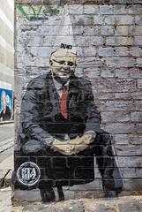 Stampz Higson Lane 2020-01-12 (5D4_9407) (ajhaysom) Tags: stampz higsonlane scottmorrison dunce canoneos5dmkiv canon1635l melbourne streetart graffiti australia