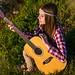 Girl Guitar Summer Melody Musical Edited 2020