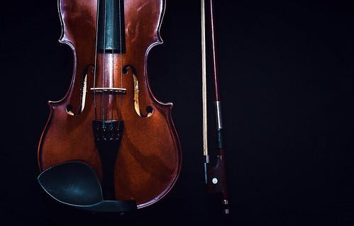 Bowed Instrument Violin Edited 2020