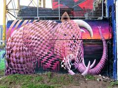 Cee Pil / DOK centrale - 13 jan 2020 (Ferdinand 'Ferre' Feys) Tags: gent ghent gand belgium belgique belgië streetart artdelarue graffitiart graffiti graff urbanart urbanarte arteurbano ferdinandfeys ceepil