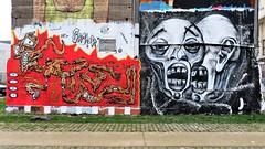 Samor / Keep Punching Joe / DOK centrale - 13 jan 2020 (Ferdinand 'Ferre' Feys) Tags: gent ghent gand belgium belgique belgië streetart artdelarue graffitiart graffiti graff urbanart urbanarte arteurbano ferdinandfeys