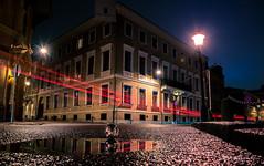 Find My Way Home (Fredrik Lindedal) Tags: street lensball city cityscape streets göteborg gothenburg