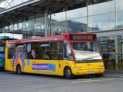 Go North East MetroCentre Mini 712 / WK59 CWX (TEN6083) Tags: gateshead dunston metrocentre m920 solo optare wk59cwx 712 metrocentremini gonortheast publictransport transport nebuses buses bus