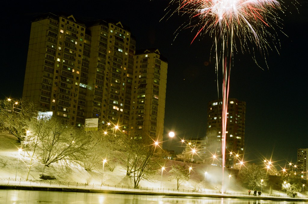 фото: Fireworks Chertanovo-North