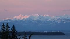 8AM - January 09/20 (Paul den Ouden) Tags: comoxglacier powellriver sunrise bc britishcolumbia landscape