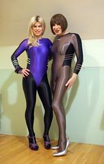 Leohex_6 (Katrina _Transdoll) Tags: lycra tights leohex highheels crosssdressers shiny shinylegs trans pantyhose transvestites transisbeautiful