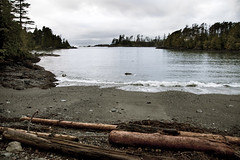 Terrace Beach (The Philosophical Fish) Tags: pacificcoast terracebeach ucluelet vancouverisland westcoast beach ocean pacificocean
