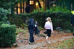 Trick-Or-Treating On Burns Street (Joe Shlabotnik) Tags: 2019 everett madeleine halloween october2019 afsdxvrzoomnikkor18105mmf3556ged