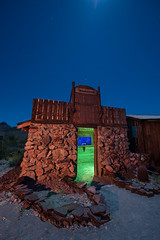 1st Bank Of The Dome (Nocturnal Kansas) Tags: night nocturnal moon full arizona city dome castle d800 nikon led1 protomachines nightphotography lightpainting longexposure