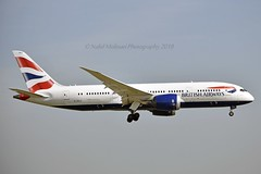 """Paul Jarvis"" British Airways G-ZBJJ Boeing 787-8 Dreamliner cn/60629-708 @ EGLL / LHR 15-05-2019 (Nabil Molinari Photography) Tags: pauljarvis british airways gzbjj boeing 7878 dreamliner cn60629708 egll lhr 15052019"