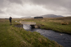 The Scotsman (A_Peach) Tags: lumix harris moor hebrides outerhebrides m43 mft landscape gloomy panasonic apeach micro43 microfourthird anjapietsch
