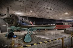 POLIKARPOV I-16 (juan carlos luna monfort) Tags: avion plane airplane aeroplano museo lasenia cahs centred´aviaciohistoricalasenia montsia tarragona hdr nikond810 irix15 calma paz tranquilidad