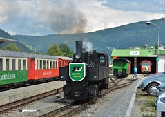 Murau 17.08.2017 (The STB) Tags: austria austrianrailways austriantrains österreich eisenbahnenvonösterreich bahn zug eisenbahn train railway narrowgauge schmalspurbahn