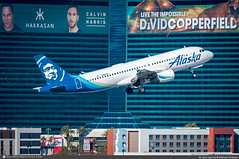 [LAS.2020] #ALASKA.AIRLINES #AIRBUS #A320-214 #N842VA #awp (CHRISTELER / AeroWorldpictures Team) Tags: alaskaairlines as asa us airliner virgin virginamerica vx vrb n842va fwwbk plane aircraft airplane avion airbus a320 a320214 cn4805 cfm56 cfmi planespotting lasvegas mccarran airport las klas nv nevada usa spotting aviation photography planespotter spotter christelerstephane avgeek aeroworldpictures awpteam nikon d300s nef raw lightroom nikkor 70300vr chr 2020 mccarraninternationalairport