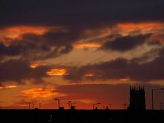 sunrise fragment (Johnson Cameraface) Tags: 2019 december autumn olympus omde1 em1 micro43 mzuiko 40150mm f40f56r johnsoncameraface sunrise doncaster southyorkshire