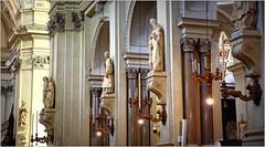 Dans la Cathédrale de Palerme, Sicile, Italie (claude lina) Tags: claudelina italia italie italy sicilia sicile sicily palermo palerme ville town cita architecture cathédrale duomo duomodipalermo dômedepalerme cathédraledepalerme
