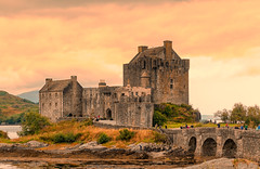 Eilean Donan Castle, Scotland. (Alex-de-Haas) Tags: adobelightroom aurorahdr d850 eileandonan europa europe gb greatbritain hdr highland irix irix11mm irixblackstone kintailnationalscenicarea nikon nikond850 schotland scotland skylum uk unitedkingdom beautiful castle cloud clouds cloudscape hemel hooglanden journey kasteel landelijk landscape landschaft landschap lucht outdoor outdoors reis reizen roadtrip rondreis skies sky summer travel travelling trip wolk wolken zomer kyle