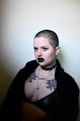 goth princess 3 (viledemonwoman) Tags: hot goth pretty